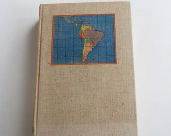 Vintage Book, Inside Latin America, First Edition