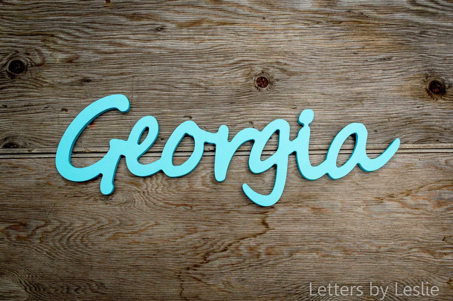 Nursery decor nursery letters wooden letters for nursery for Kids name letters