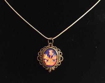 Outlander inspired necklace