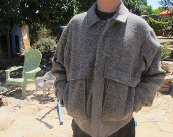 Vintage 70s Men's Pendleton Wool Jacket