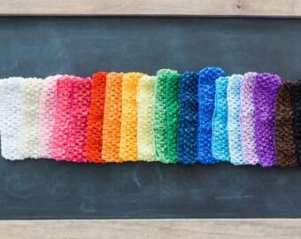 Crochet Headband - Set of 3