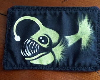 Angler Fish Patch