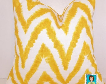 Yellow Pillow Cover, Toss Pillow, Pillow Cover, Euro Pillow, Lumbar,Couch Pillow,Throw Pillow,Bedding
