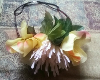 Various Flower Headband