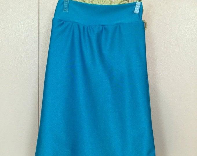 Girls swim skirt/ swim skirt/girls skirt sizes 4-10/ skirt only/Please allow 3 - 4 weeks for processing before shipment