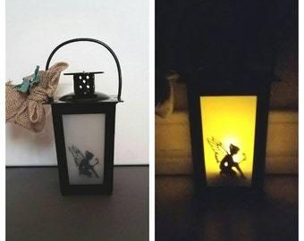 Fairy Lantern, Tea Light Lantern, Fairy Light, Night Light, Lamp, Tea Light
