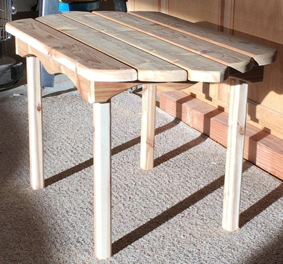 Adirondack Coffee Table Set