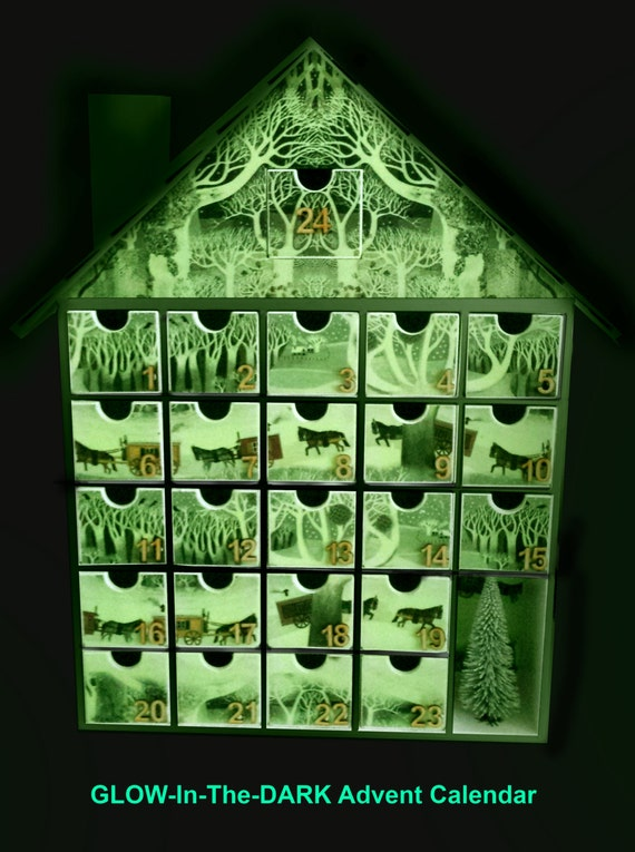 ON SALE Halloween Wooden Haunted House DIY A gift that