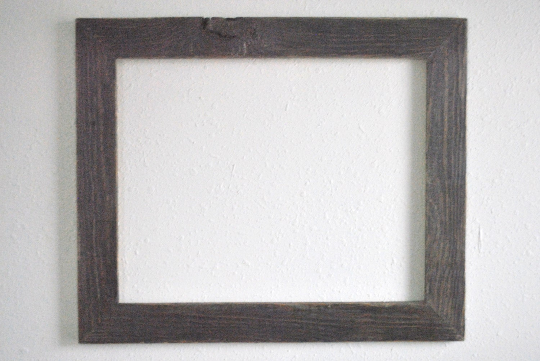 16 x 20 blackened exterior house trim frame naturally worn. Black Bedroom Furniture Sets. Home Design Ideas