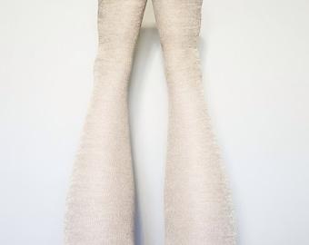Adult Going Rogue Socks PDF Sewing Pattern, men women socks, leg warmers, knee high socks, over knee socks, crew socks