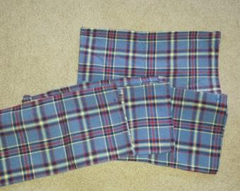 Hankerchief handmade reclaimed fabric
