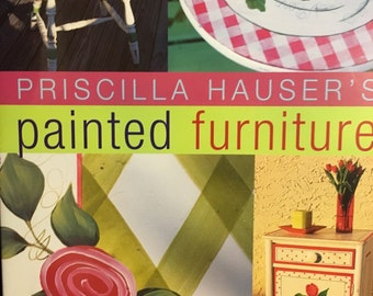 Priscilla Hauser's Painted Furniture - NEW