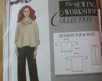 The Sewing Workshop Collection HUDSON TOP & PANT