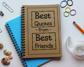 Realistic best friend contract 5 x 7 journal best quotes from best friends 5 x 7 journal thecheapjerseys Choice Image