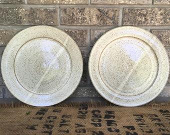 Dinner Plates ~ Set of (2)
