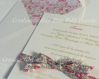 Announcements Liberty Eloise Ribbon (motif choice) - workshop my little world