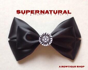 supernatural hair bow