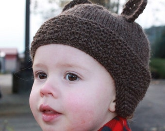 Boulder Beanie with Ears