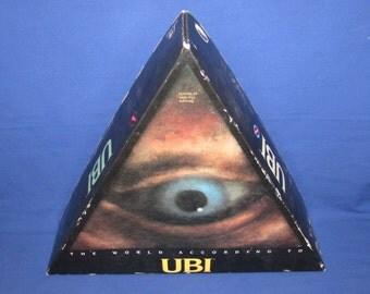 UBI  1986 Horn Abbott Trivia Game