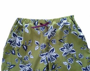 FLOWER GİRL short -pajama-teen/ M size
