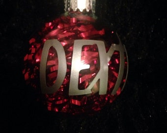 Dexter Inspired Ornament
