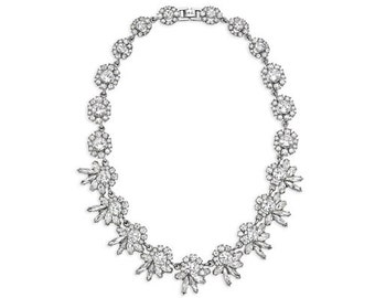 Swept Away Collar Necklace