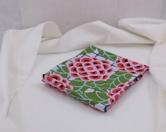 OOAK #733 - 1/2 yard - Cameo Blue Fabric by Amy Butler  #PWAB 098 - Tea Rose