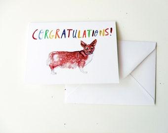 Corgratulations