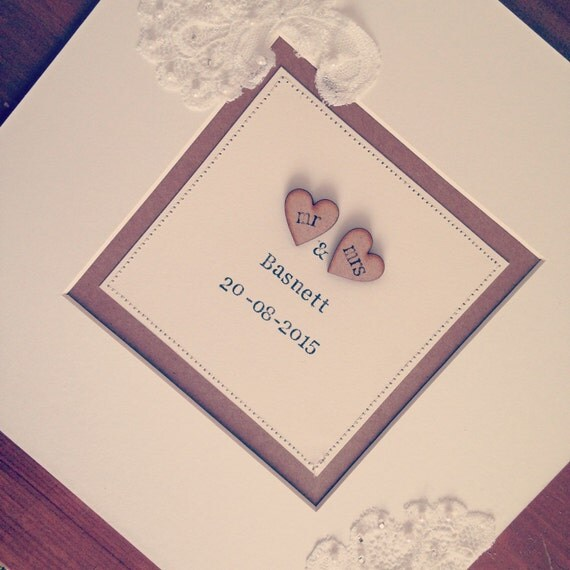 Personalised Wedding Gift Portrait : Personalised Wedding Picture, Gift, Shabby Chic, Rustic Wedding, Mr ...