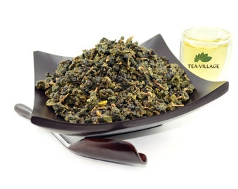 Milk Oolong Tea from Thailand | Premium Quality Milky Oolong Loose Leaf Tea