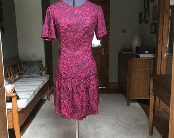 Gemma liberty print dress