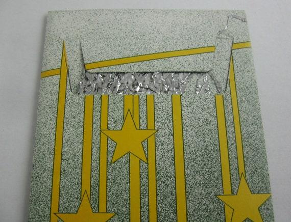 Tinfoil LAMETTA in SILVER. Unused in original packaging.