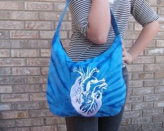 Heart Hobo Bag