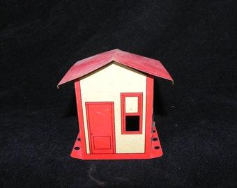 """A.C. Gilbert Erector Set """"MX"""" House"""