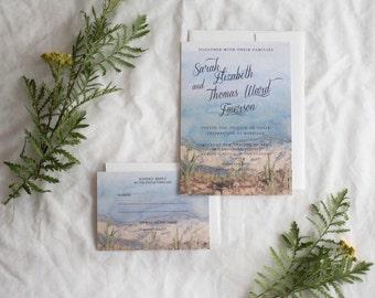 Arizona Wedding Invites // Desert Wedding // Cactus Invitations // Desert Wedding Invites