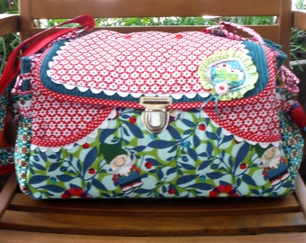 Shoulder bag diaper bag Ilvi