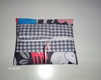 Damp cloth bag