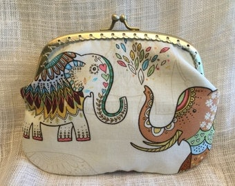 Large Elephant Coin Purse