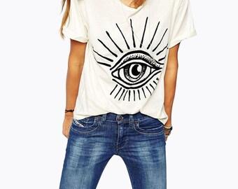 Luna Sight White Shirt