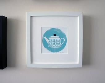 Mini Tea & Biscuits Prints