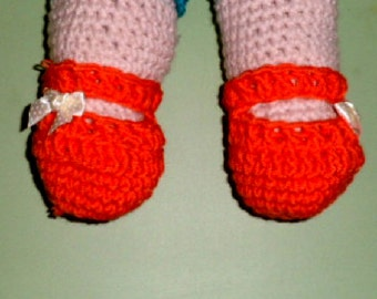 SHOES to fit BAMBOLETTA DOLL.