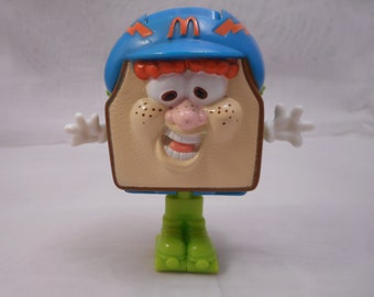 1993 McDonald's Happy Meal Food Fundamental Sandwich