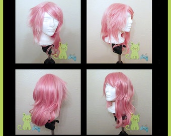 Wig Commission: LIghtning (Final Fantasy XIII)