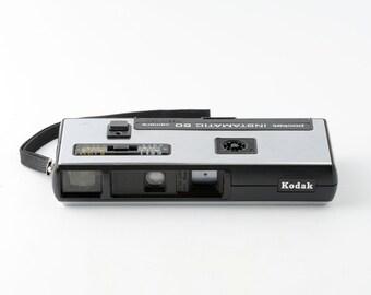Kodak Pocket Instamatic 50 110 Film Camera - Working