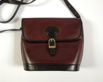 Dooney and Bourke Bag. Dooney Crossbody Bag. All Weather Leather Bag. Vintage Dooner and Bourke. Dooney Bag. Dooney & Bourke AWL
