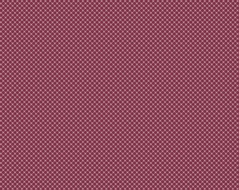 Posy Garden Grid Purple by Carina Gardner for Riley Blake Designs, C5425-Purple