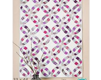 """Mini Rings  (mini pattern) by Sew Kind of Wonderful, 33"""" x 44"""""""