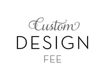 Custom Design Hair Extension Fee