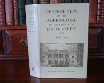 General View Of The AGRICULTURE Of The COUNTY Of LINCOLNSHIRE
