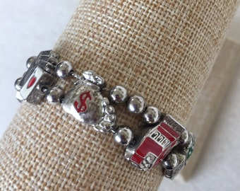 CLEARANCE SALE Lucky Gamblers bracelet